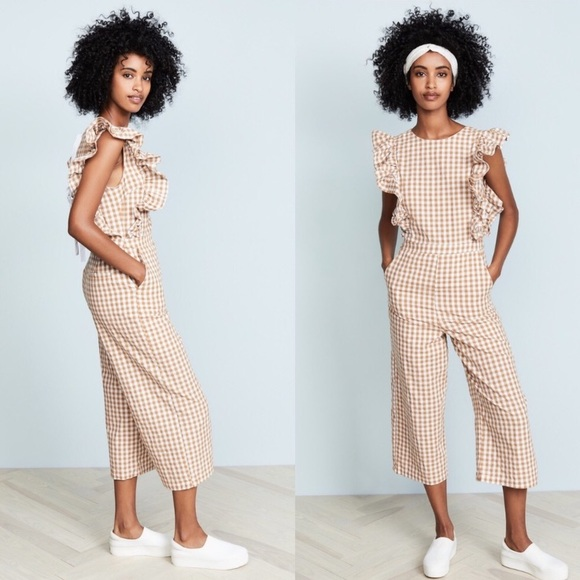 a7f0f03bc77c English Factory Other - English Factory Gingham Jumpsuit